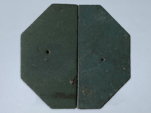 RMS Olympic Floor Tile First Class Green